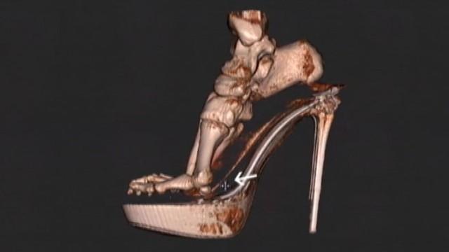 High heels feet pics