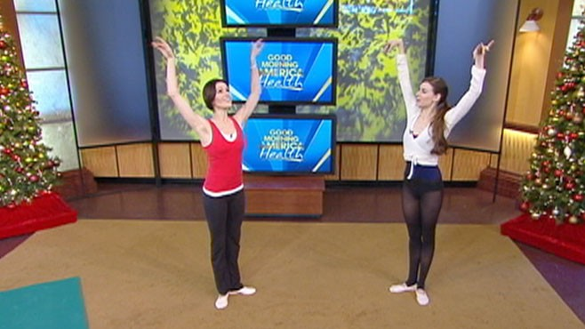 VIDEO: Tips from the ballerina who trained Natalie Portman for ?Black Swan.?