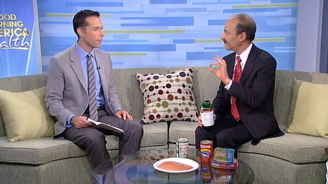 VIDEO: Dr. Keith Ayoob discusses brain-boosting supplements for kids.