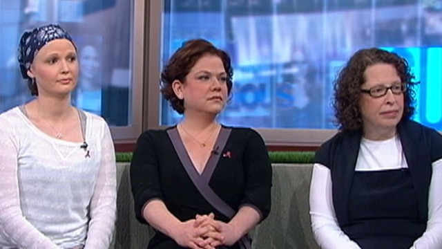 VIDEO: Young Women and Breast Cancer