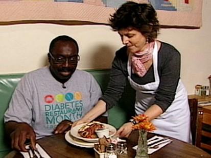 VIDEO: Diabetes friendly restaurant