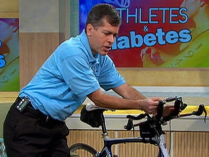 VIDEO: Controling Blood Sugar During Physical Activity