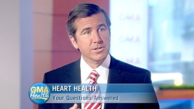VIDEO: Dr. Magovern answers heart questions from our viewers.