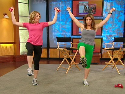 VIDEO: Workout solutions
