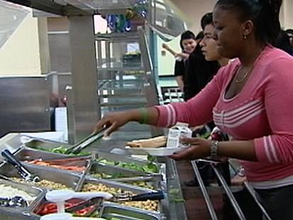 VIDEO: School Lunch Program reform