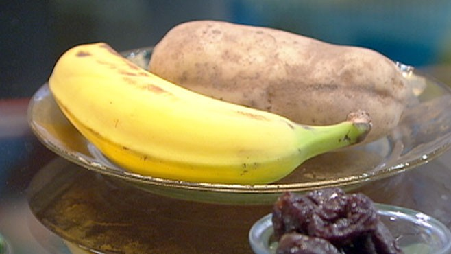VIDEO: How fruits and vegetables are essential.