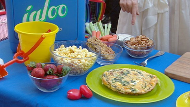 VIDEO: Delicious and healthy summer picnic ideas.