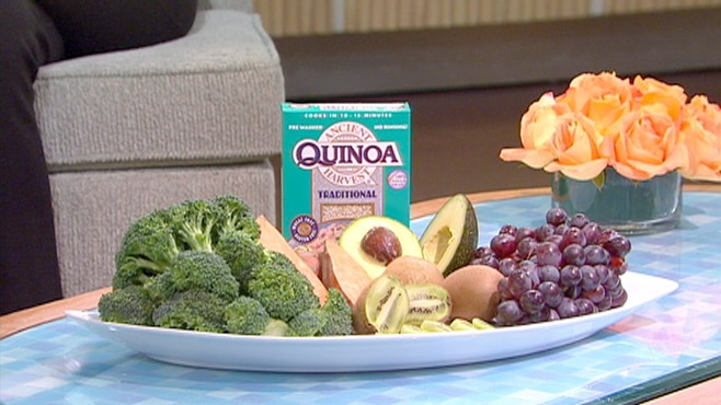 VIDEO: How a vegetarian diet can be beneficial to you and the planet.