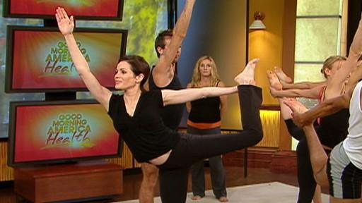 Bikram Yoga Guru Reaches Settlement In Copyright Suit Abc News