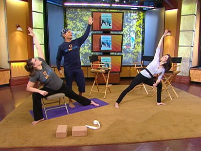 VIDEO: A Yoga Routine to Help Those With Multiple Sclerosis
