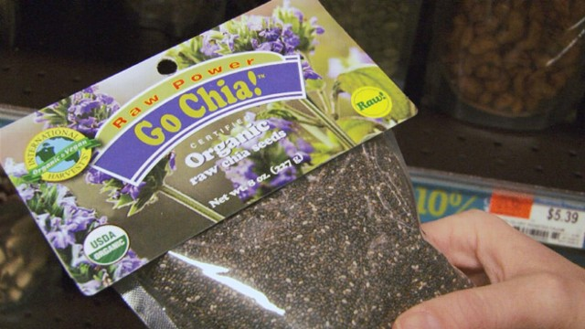 Chia Seeds the 'It' Food of 2013