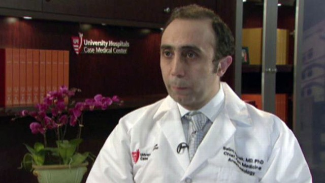 VIDEO: Dr. Salim Hayek discusses the benefits and potential risks of opioid use.