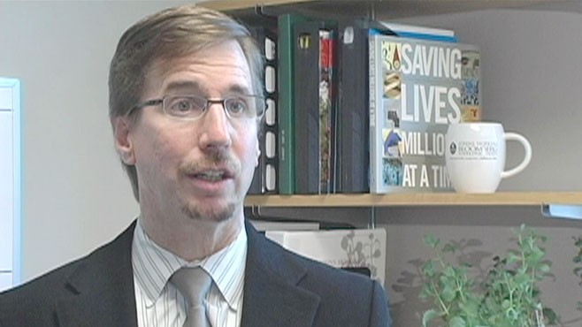 VIDEO: Johns Hopkins David Jernigan, PhD: Its a common cause of accidental death.