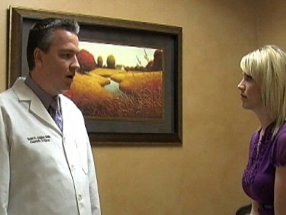 Video: Doctor pioneers way to do breast augmentations with stem cells.