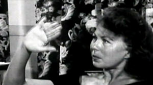 PHOTO A video that made the Internet rounds Monday and Tuesday featured footage of a mid-1950s housewife an an acid trip during an LSD experiment.