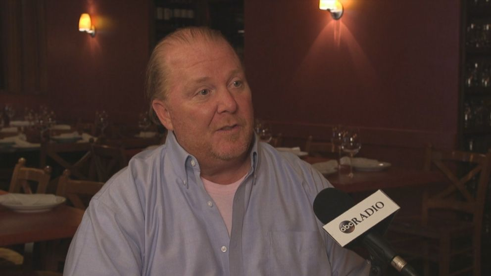 Mario Batali Talks Plans for a Food Theme Park and How Meditation Helped Calm His Temper