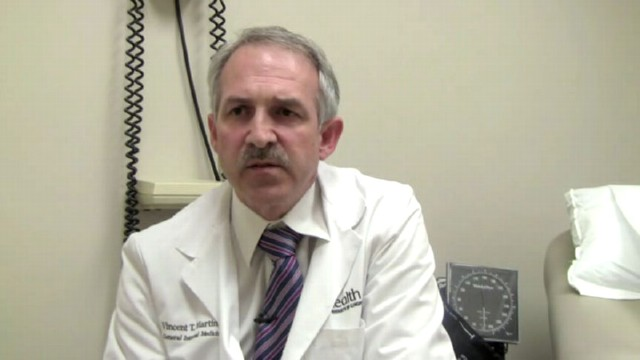 VIDEO: Dr. Vincent Martin explains migraines ? treatments and prevention.