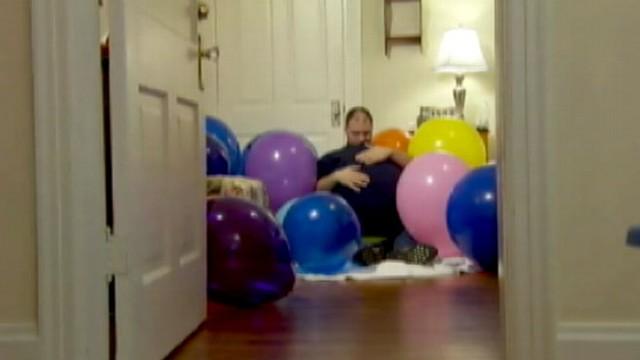 Sex looner Balloon Tube