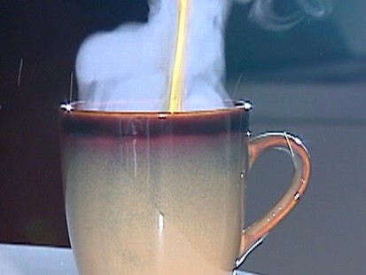 VIDEO: Doctors find that drinking coffee regularly can reduce the risk of stroke.