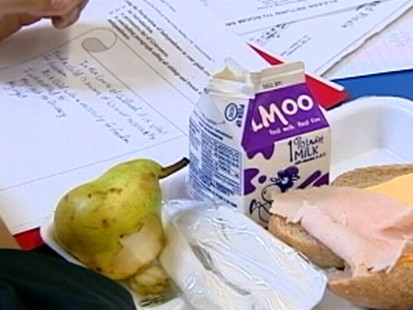 VIDEO: New Nutritional Guidelines For Childrens Meals