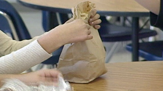 VIDEO: New study warns about lunches brought from home and preserving temperature.