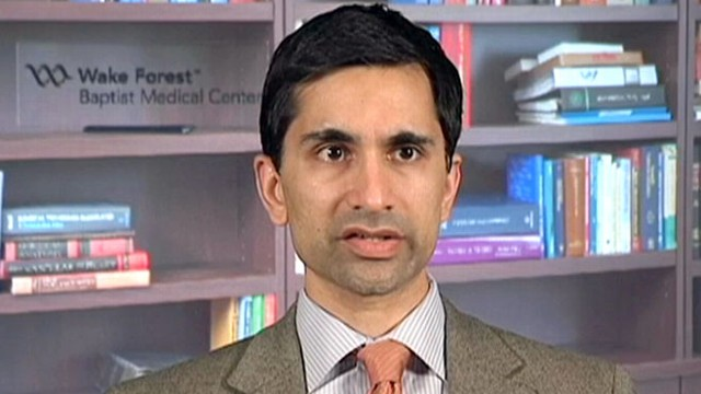 VIDEO: Wake Forest Baptist Medical Centers Dr. Ihtsham ul Haq comments.