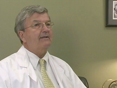 VIDEO: U of Alabama at Birminghams Dr. Edward Partridge: Woman 40-49 should be tested.