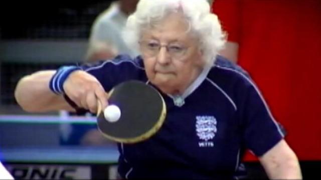 Ping Pong World Championships Video Abc News