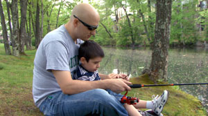 Single Dad Struck with Rare Cancer
