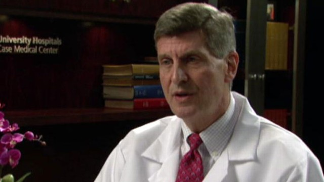 VIDEO: Dr. Robert Salata talks about Sepsis symptoms and treatments.