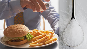 PHOTO A report released from the Center for Science in the Public Interest lists the saltiest meals at chain restaurants.