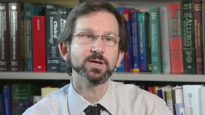 VIDEO: Mount Sinai Medical Centers Dr. Scott Sicherer explains the latest research.