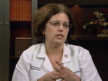 VIDEO: UH Case Medical Centers Dr. Paula Silverman discusses Avastin in breast cancer.