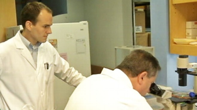 Video: Testing cancer vaccines.
