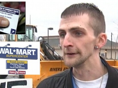 Video: Walmart employee fired for using legally using medical marijuana.