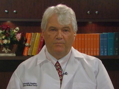 UH Case Medical Center?s Dr. Peter Whitehouse discusses new guidelines.