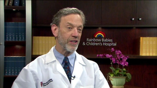VIDEO: UH Rainbow Babies and Childrens Hospitals Dr. Max Wiznitzer explains.