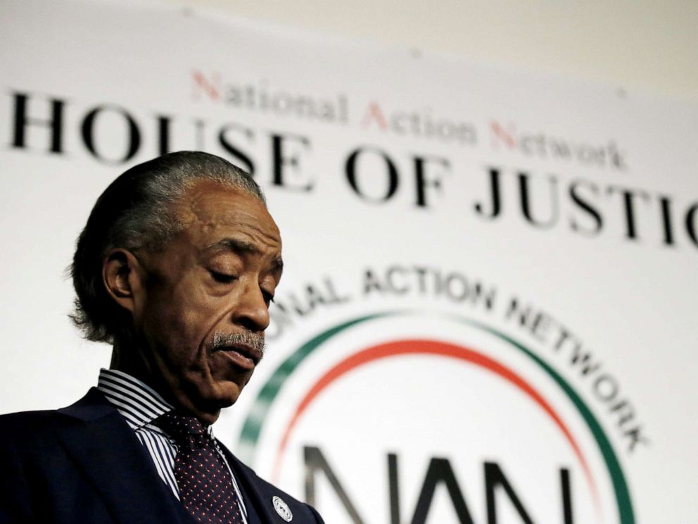 PHOTO: Reverend Al Sharpton attends the National Action Network Dr. Martin Luther King, Jr. Day Public Policy Forum in New York in this Jan. 18, 2016 file photo.