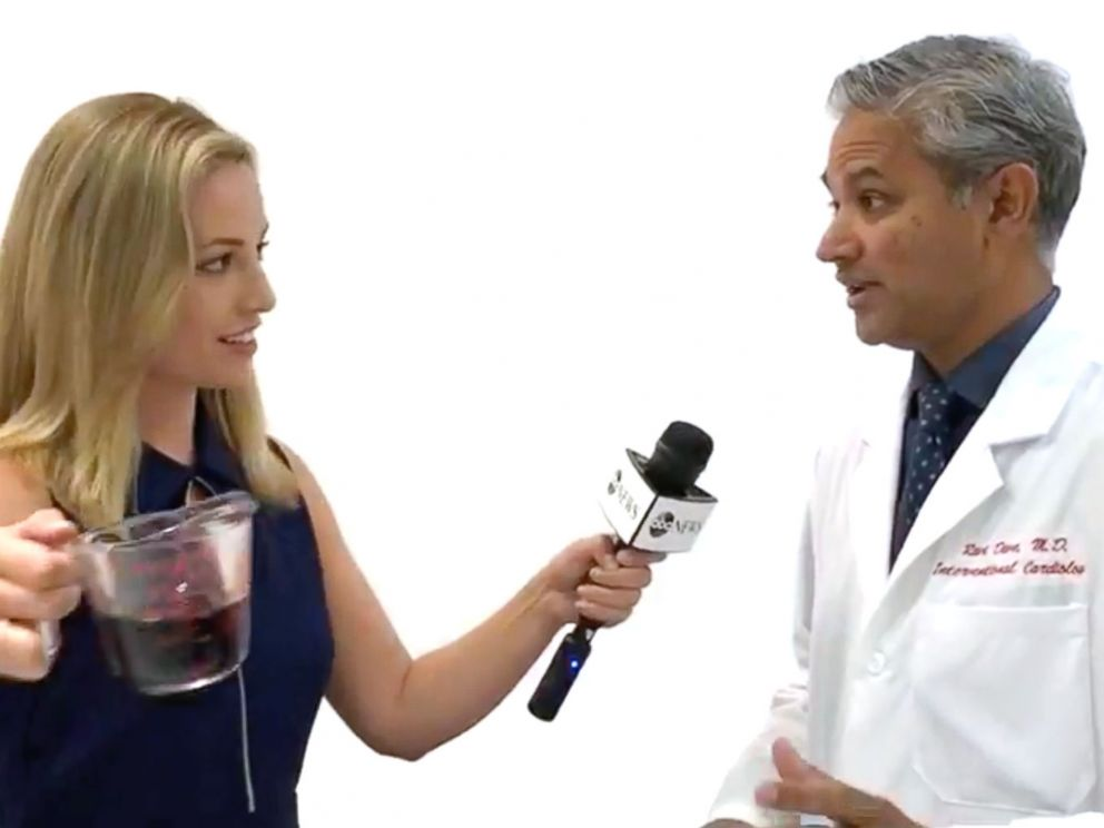 PHOTO: Understanding how alcohol effects your health.