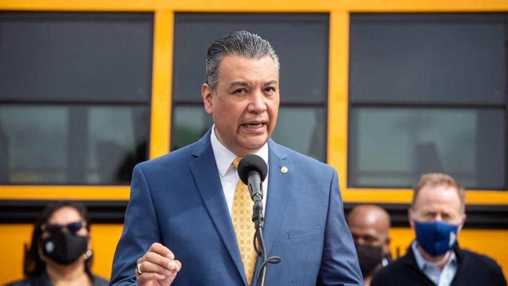 Vaccine access, not hesitancy, still a problem for Latinos: Senators