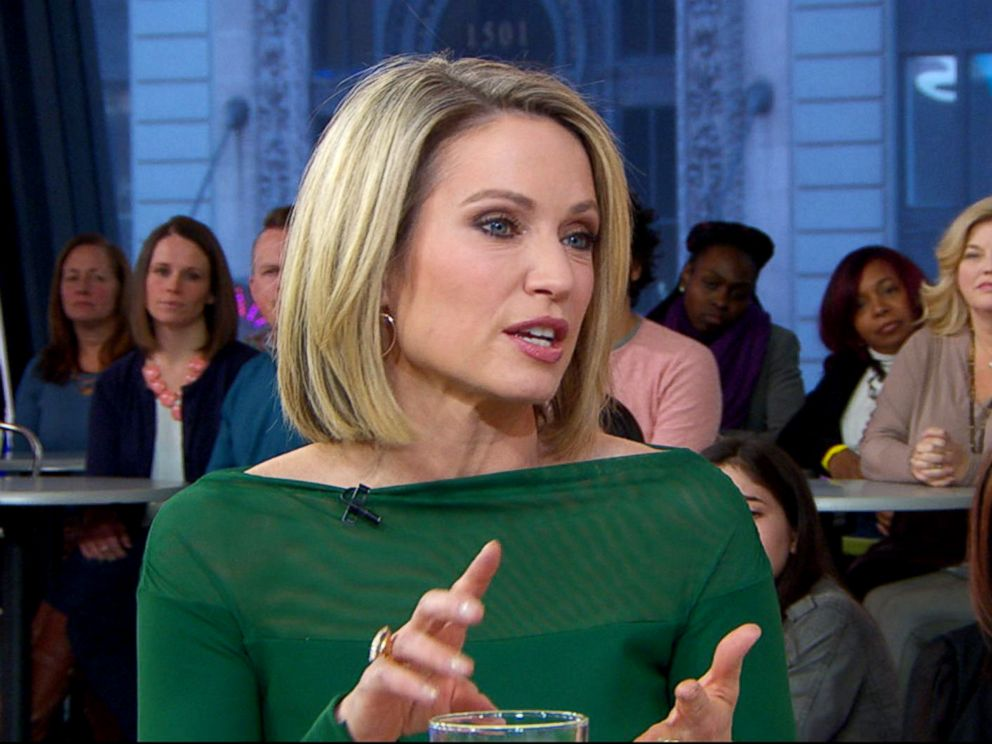 PHOTO: ABC News Amy Robach discusses her experience with menopause.