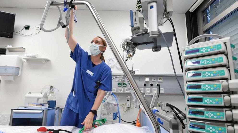 Anästhesisten gefeiert als Besondere Helden im Kampf gegen coronavirus