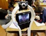 PHOTO: Devon Carrows robot