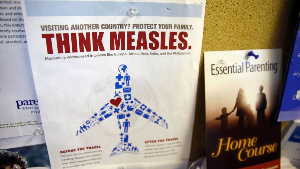 Hundreds under quarantine at 2 major universities after measles scare thumbnail