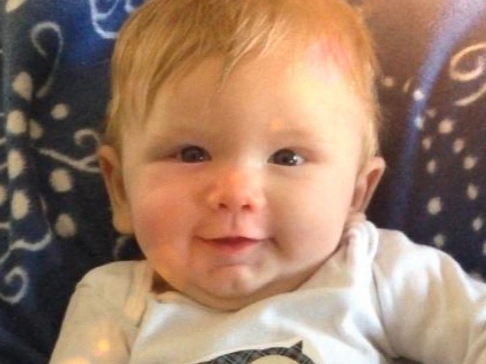 PHOTO: Caden Cook was diagnosed with sleep apnea as a baby after undergoing a sleep study at a California hospital.