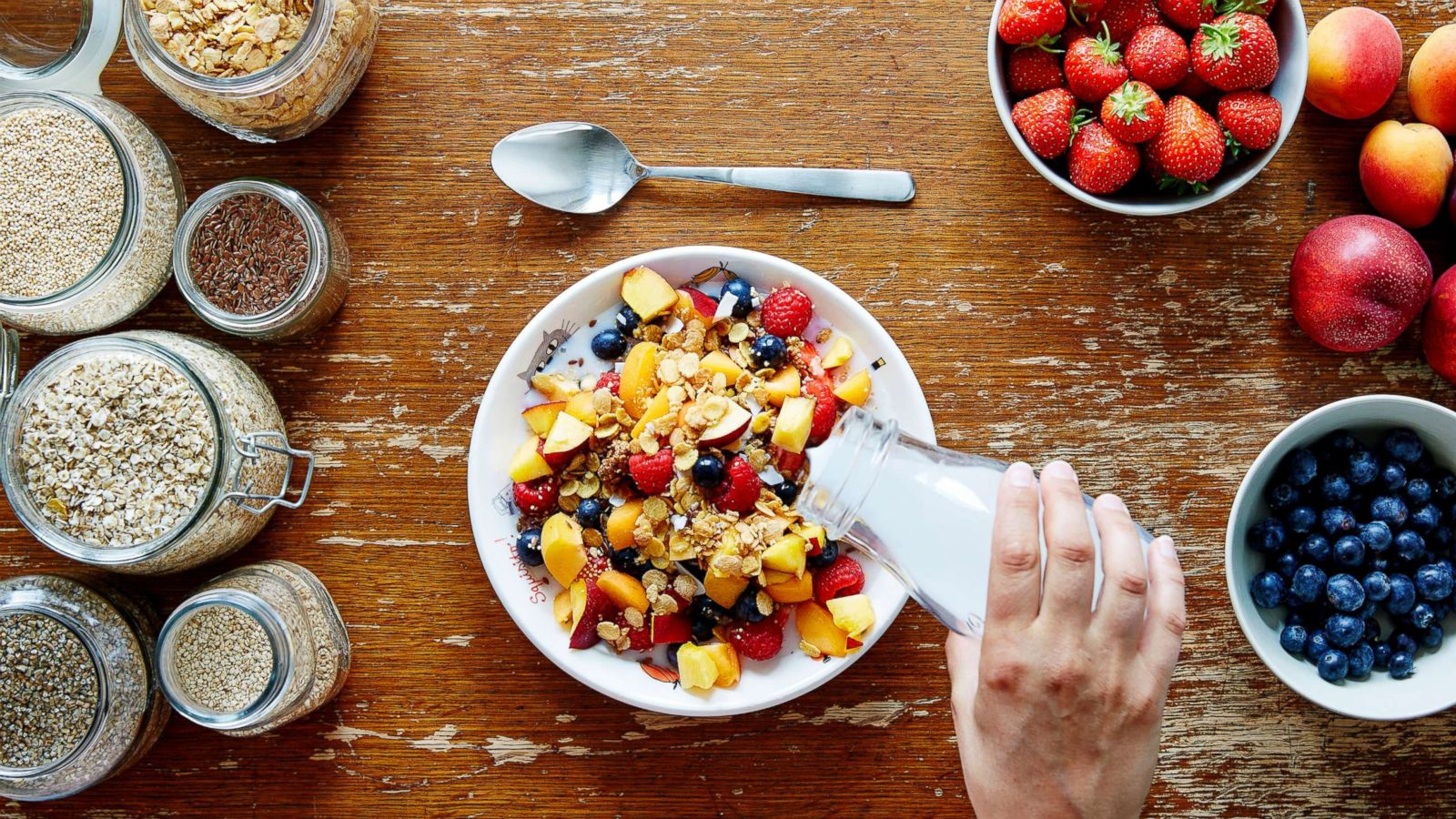 10 Foods That Prevent Overeating at Brunch pictures