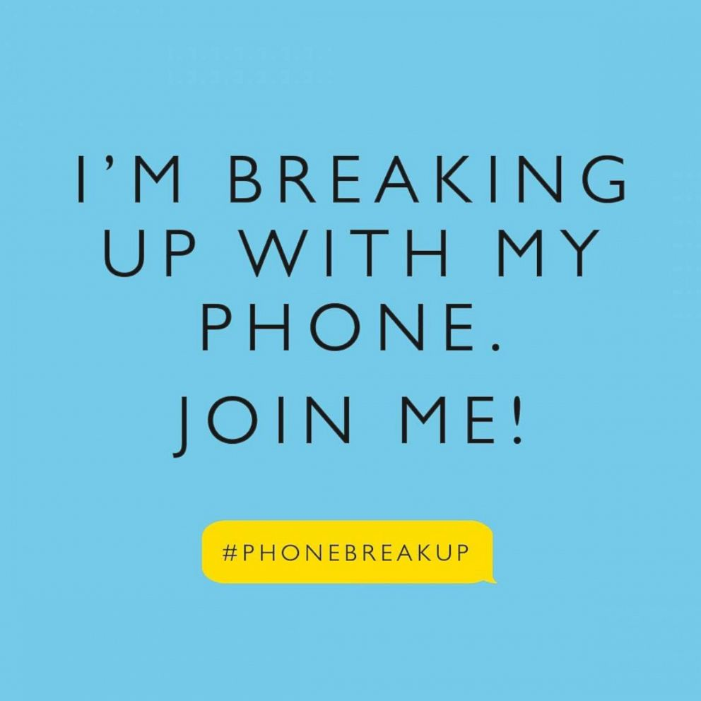 PHOTO: Catherine Price shares tips in How to Break Up With Your Phone on phonebreakup.com.