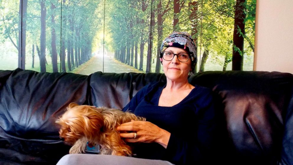 Carol Marley, a hospital nurse with private insurance, says coping with the financial fallout of her pancreatic cancer has been exhausting.