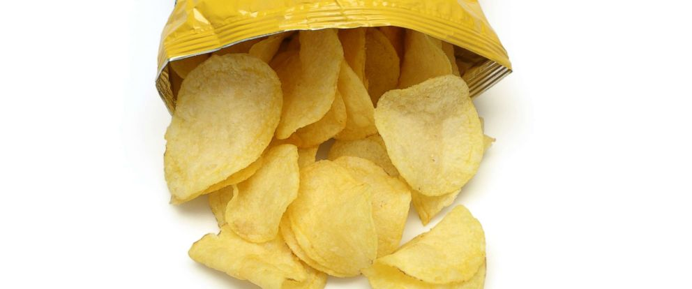 PHOTO: A bag of chips appears in this undated stock photo.