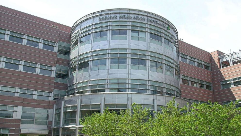 The Lerner Research Institute at the Cleveland Clinic in Cleveland, Ohio, May 10, 2001.